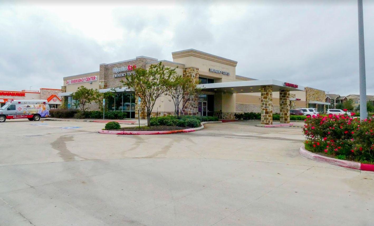 Houston Copperfield ER