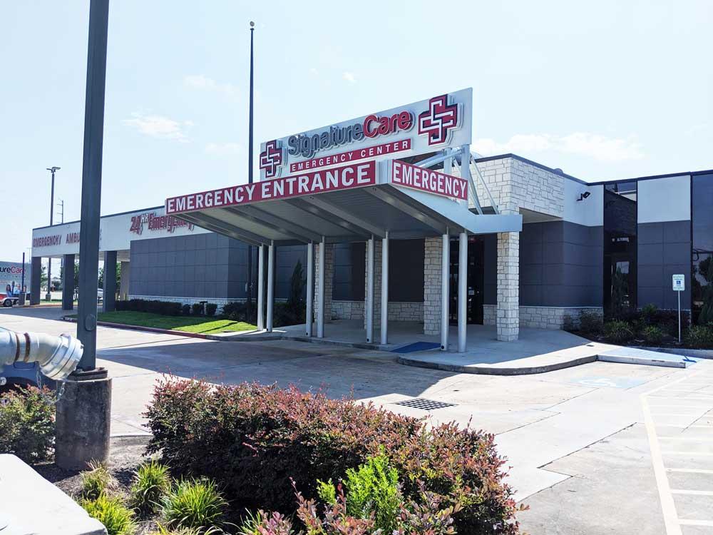 Stafford, TX ER