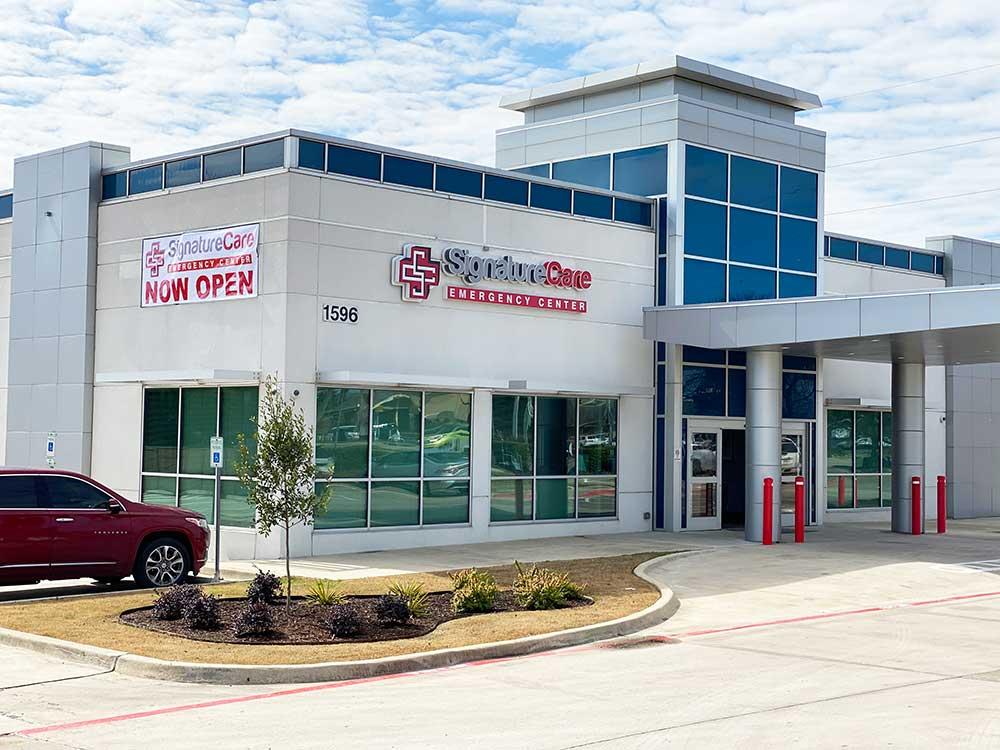 Lewisville, TX Emergency Center