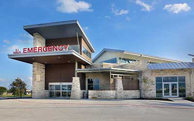 Pflugerville TX Emergency Room