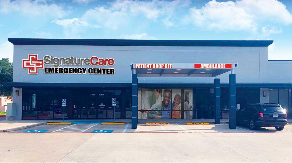 Atascocita, Humble, TX Emergency Room Bill Payment